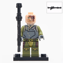 Unbranded Obi-Wan Kenobi Minifigure Star Wars Force Awakens Fits Lego - $3.49