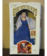 Gone with the Wind World Doll, Scarlett O'hara in Royal Blue Dress - $56.43