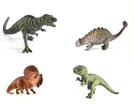 Toy Tron Dino King 3D Animation Journey to Fire Mountain Dinosaur Figures Figuri