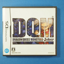 Dragon Quest Monsters DQM: Joker (Nintendo DS, 2010) Japan Import - $8.97