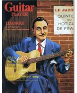 Guitar Player Magazine November 1976 Django Reinhardt Ted Nugent No Label - $27.90