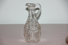 Prescut-Clear Cruet by Anchor Hocking - $4.46