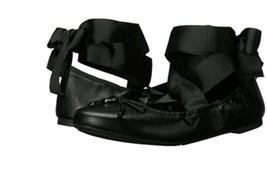Michael michael Kors Myles Ballet Flat Black Size 7.5 MSRP $125 - $56.99