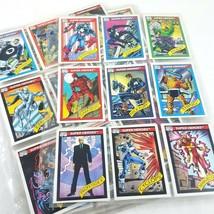 1990 Marvel Universe Series 1 Trading Cards BASE SET #1-162 Impel Complete Set - $296.99