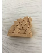 Fisher-Price Loving Family Classic Dollhouse Replacement Exterior Wood P... - $9.89