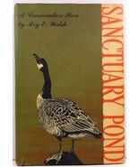 Sanctuary Pond A Conservation Piece by Roy E. Walsh - $4.99