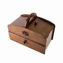 *Chatani industry Japanese-made wooden sewing box 020-300 - $114.72