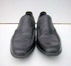 Cole Haan Black Leather Slip-on Waterproof Casual Loafer Shoes Men's Siz... - $38.99