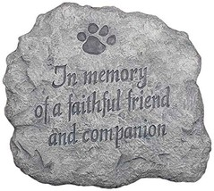 New Creative Commemorative, Indoor/Outdoor, Faithful Friend Memorial Garden - $40.49
