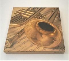 SPRINGBOK 500-piece Jigsaw Puzzle: Classical Brass - $12.00