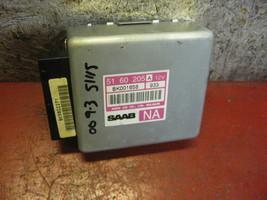 00 01 02 03 00 saab 9-3 automatic transmission computer module 5160205 t... - $79.19