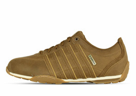 K-Swiss Arvee 1.5 Low Mens Trainers Leather Shoes 02453-236-M - Brown - $63.48