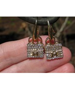 Haunted Spell Crystal Earrings Jackie O Riches Royalty and LUXURY - $33.33