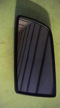 08 BMW 5 SERIES SPOT HEATED AUTO DIM DRIVER LH DOOR MIRROR GLASS - $85.09