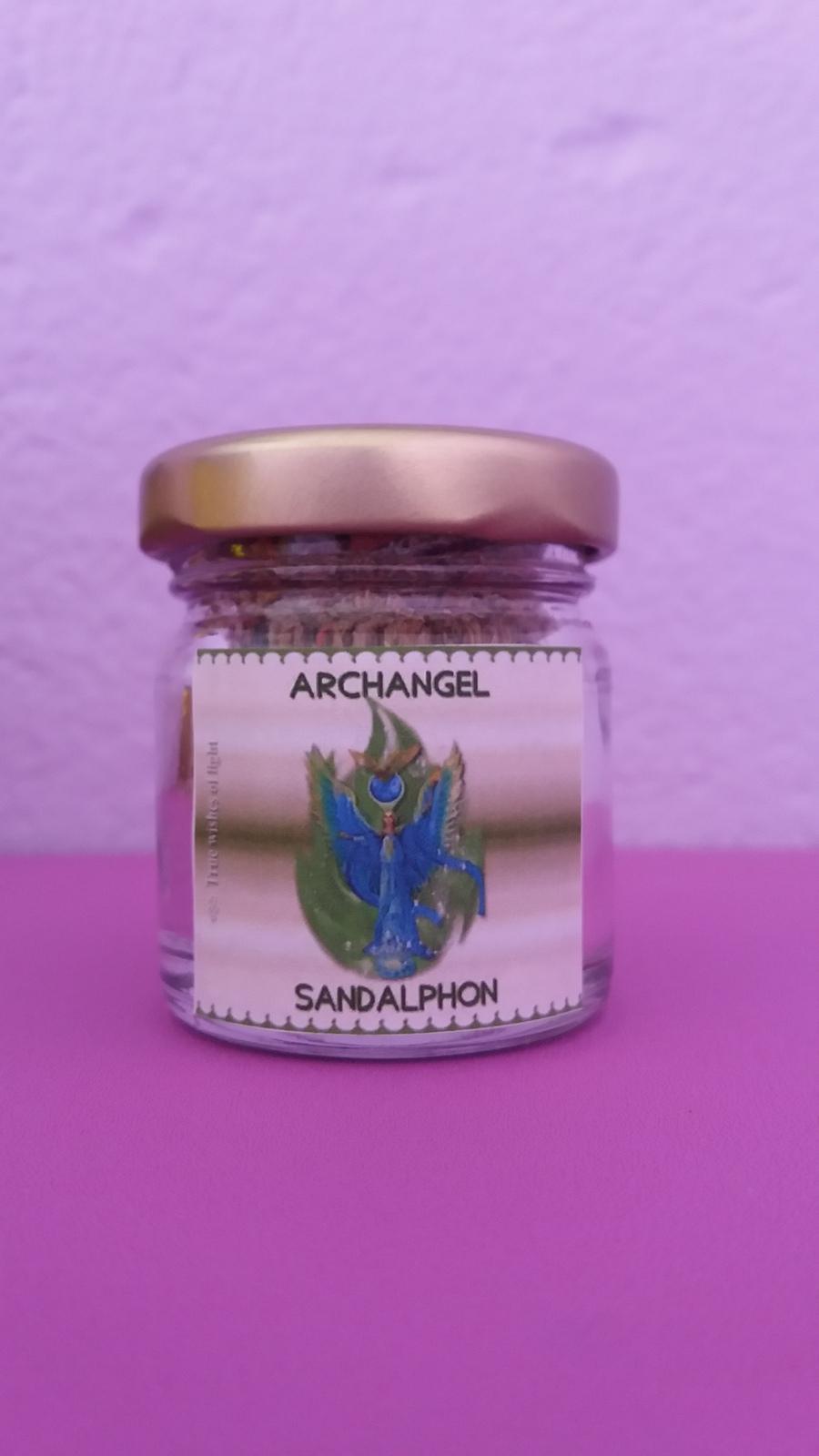 Archangel Sandalphon incense. For  Prayers delivering & answering Unborn babies - $19.99