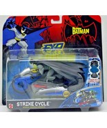 The Batman EXP Extreme Power Animated Series  Strike Cycle with Batman - $28.70