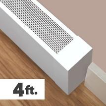 Atlas Aluminum Baseboard Cover - 4ft - $89.99