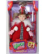 Vintage PLAYMATES WHOBILATION HAIR CINDY LOU WHO The Grinch CHRISTMAS DO... - $72.76