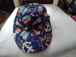 Vera Bradley ball cap Hat in Regatta - $24.00