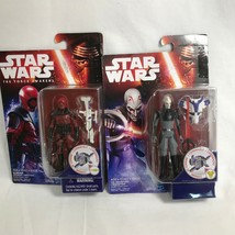 Lot of 2 Star Wars Action Figures; Rebels The Inquisitor & Force Awakens... - $19.78