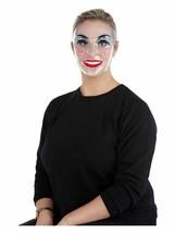 Transparent Mask, Female, Clear Halloween Fancy Dress - $5.89