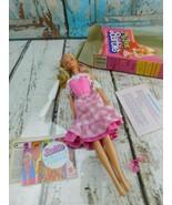 Vintage My First Barbie no 1875 Mattel 1982 W/ Original Box  - $24.74