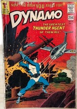DYNAMO #1 (1966) Tower Comics Wally Wood VG - $14.84