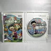 Carnival Games Mini-Golf Nintendo Wii Completel CIB Tested Free Ship - $14.84
