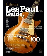 Gibson Les Paul Photo Magazine Guide Book Electric Guitar 100 Selection ... - $118.25
