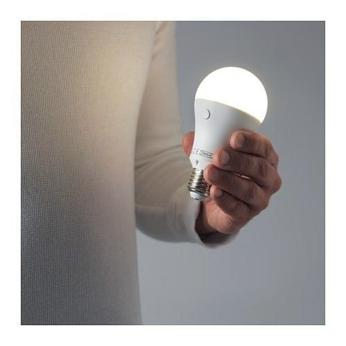 IKEA TOSTHULT Rechargeable LED bulb