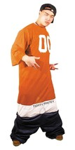 Rapper Costume Men Teen Thug Singer Tighty Whitey Halloween Unique MR148000 - $48.99