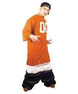 Rapper Costume Men Teen Thug Singer Tighty Whitey Halloween Unique MR148000 - $48.99