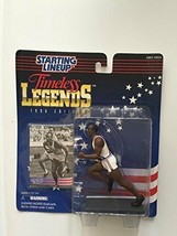 Starting Lineup Jesse Owens / Usa Olympic Track And Field 1996 Timeless Legends - $28.68