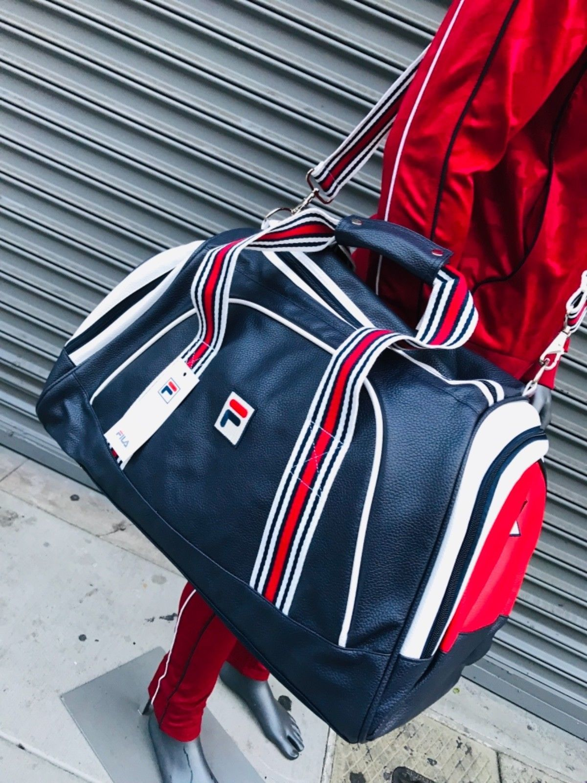 97197228b349 Fila Striker Navy I White l Chinese Red and 34 similar items