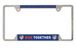 Cincinnati FC Metal License Plate Frame - $15.59