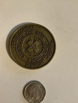 US Army Challenge Coin CSM Command Sgt Major 396 Th Combat Support Hospital - $39.59