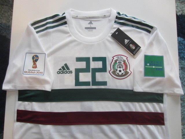quite nice 812d8 93bc2 Adidas Chucky Lozano Mexico 2018 World Cup and 50 similar items