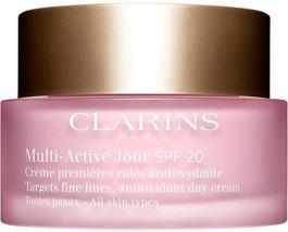 Clarins Multi Active Jour SPF 20 Toutes peaux - $94.00
