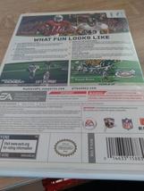 Nintendo Wii Madden NFL 10 image 3