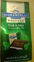 Ghirardelli Dark & Mint Filled Chocolate Squares 6.38 oz - $12.98