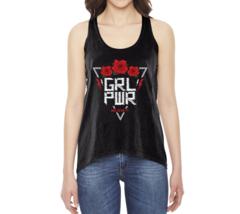 Women's Girl Power Graphic Tank - $13.49