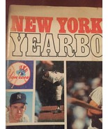 New York Yankees 1968 Team Yearbook Mickey Mantle on cover - $55.00