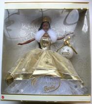 NIB: Celebration Barbie (African American) 2000 Doll, with Ornament - $61.75