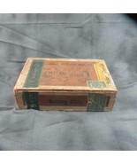 Stoddard, Gilbert & Co. Nutmeg State Cigar Box, ca 1910, New Haven - $83.22