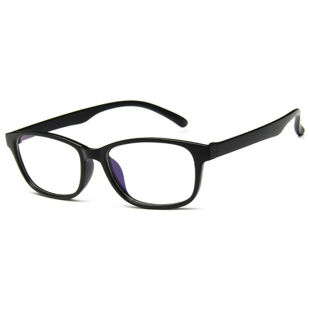 New Fashion Nerd Style Clear Lens Glasses Frame Retro Casual Daily Eyewear image 8