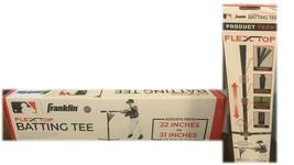 Franklin Sports MLB Flex Top Tee - Black  22'' To 31''  UPC 25725529308 - $17.82