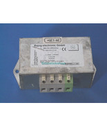 Bajog Electronic GB.D3.020A.XY.01.2.96 3-Phase Line Filter - $28.83