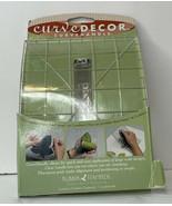 Curve Decor Rubber Stampede Curve Handle Rubber Stamp Handle HG45 - $10.84