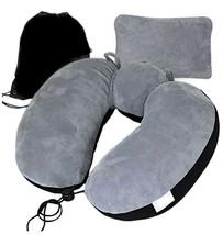 Shape Transformation 2 &1 - Airplane Pillows, Travel Neck Pillow - $14.84