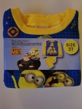 Universal Despicable Me3 Toddler Boys 2pc Pajamas Set Sizes 3T 5T NWT  - $11.99